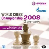 WCC Anand v Kramnik - Game 8