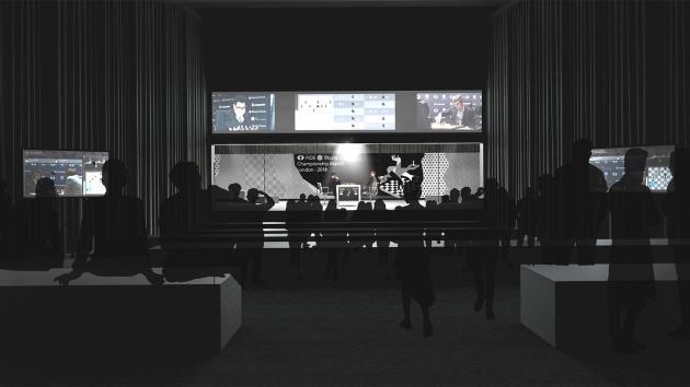 Carlsen-Caruana World Chess Championship Venue Set