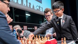 Visa Battle In U.K. Over Indian Chess Prodigy