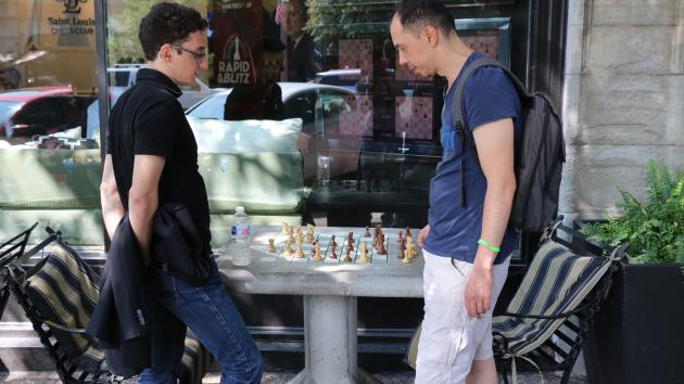 Maybe You've Seen This Before? Caruana Perfect In St. Louis