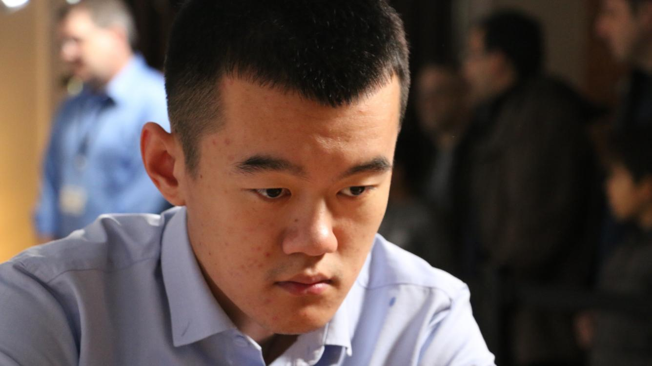 Ding Liren Reaches 2800 Rating