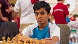 Нихал Сарин, новый 14-летний гроссмейстер