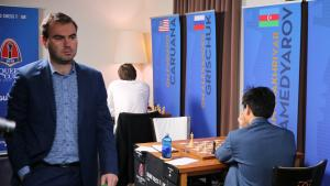 Mamedyarov, Aronian Lead After Sinquefield Cup Opener