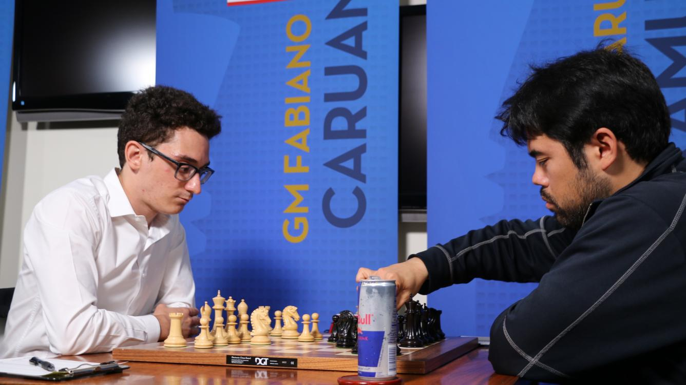 Caruana Wins To Join Crowded Sinquefield Cup Lead