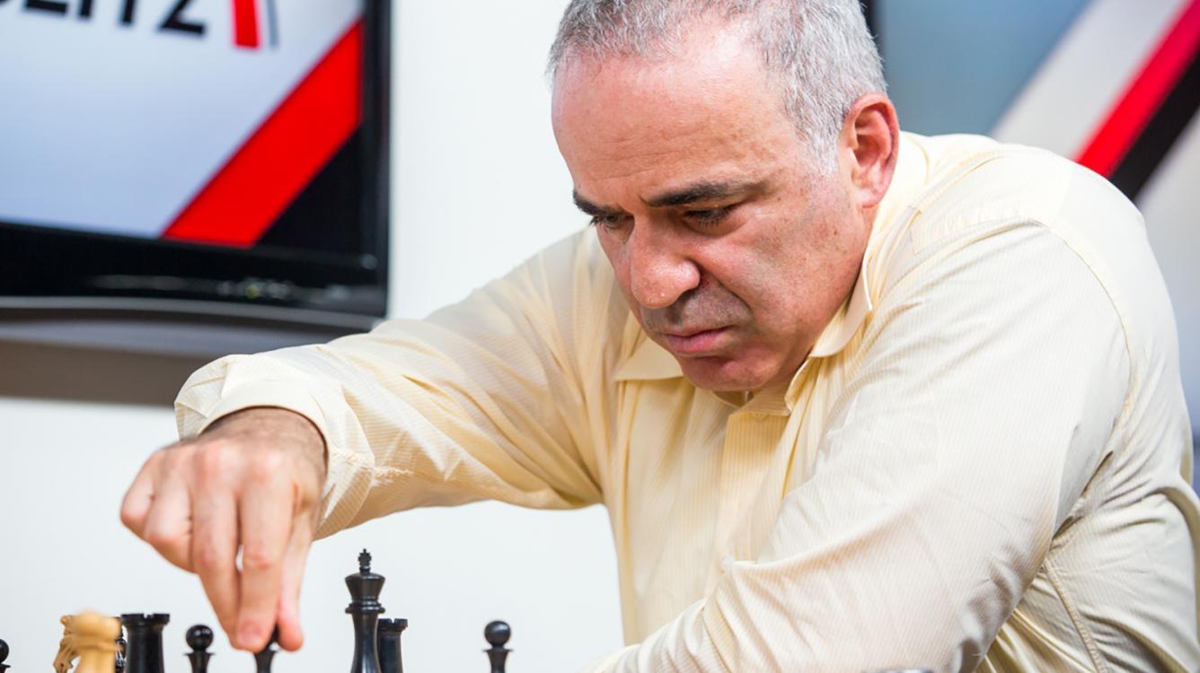 Kasparov To Make Chess960 Debut