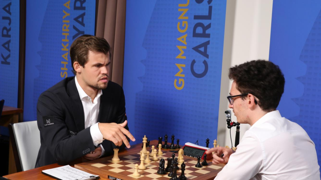Caruana Fends Off Carlsen, Still Leads Sinquefield