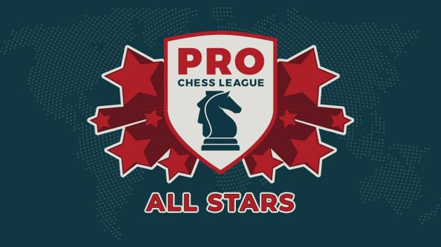 MVL, Nakamura Headline PRO Chess League All-Stars Sept. 8