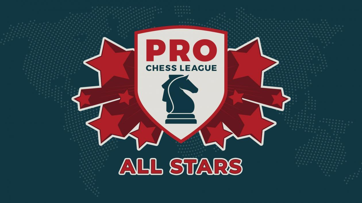 MVL, Nakamura Headline PRO Chess League All-Stars Sept. 8