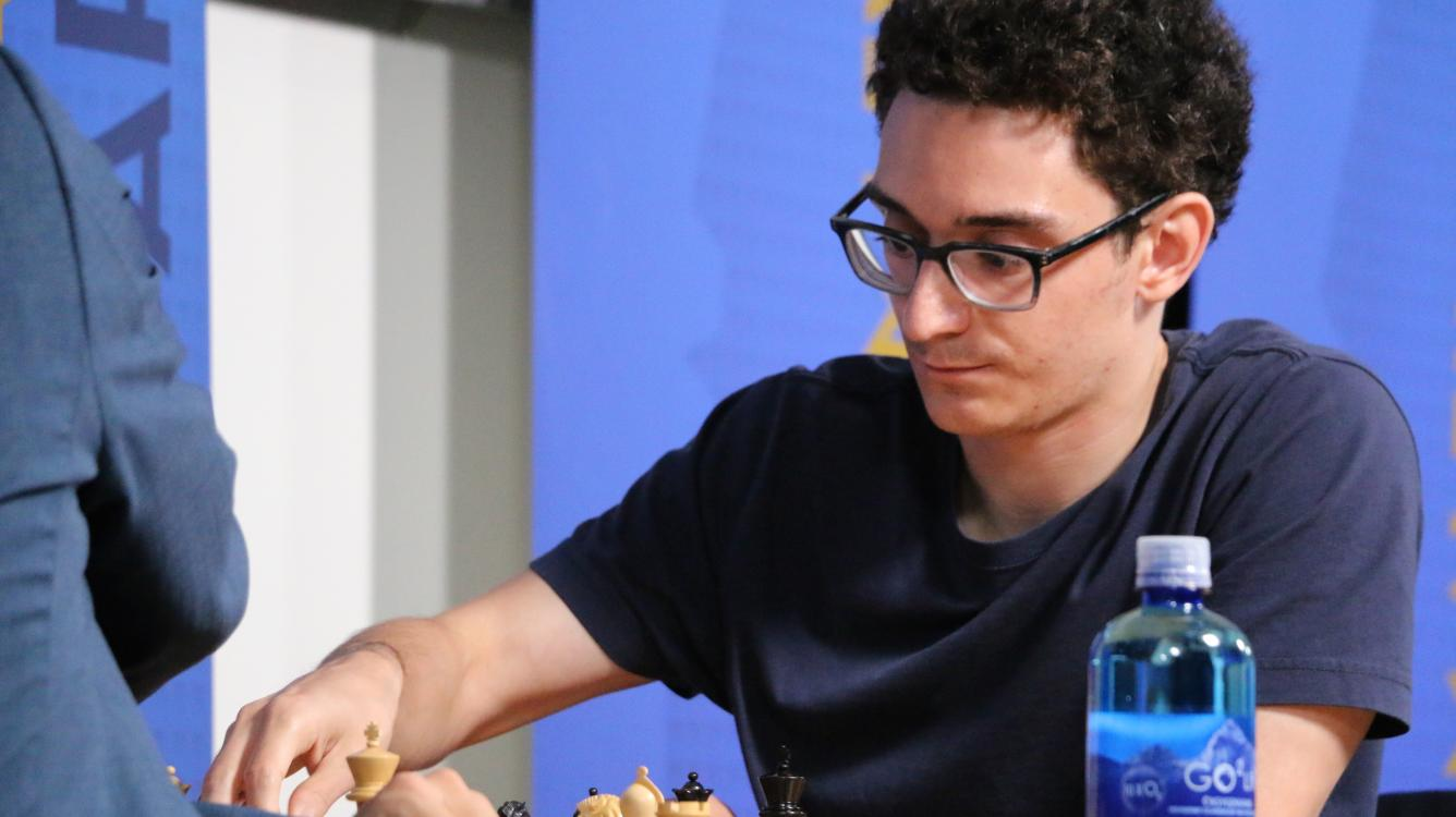 Caruana Wins Playoff, Earns Grand Chess Tour Finals Spot