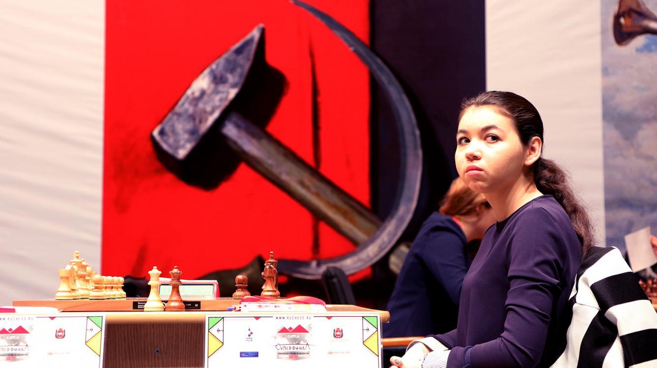 Суперфинал чемпионата России в Сатке: впереди Дубов и Грицаева