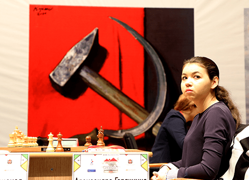 Russian Chess Championship Superfinal In 6-Way Tie