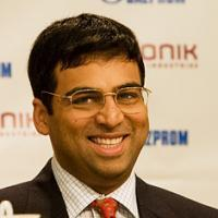 GM Vishy Anand - World Chess Champion!