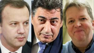 Makropoulos Takes Dvorkovich To FIDE, IOC Ethics Commissions