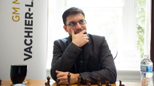Strong 3rd Day For Vachier-Lagrave In St. Louis