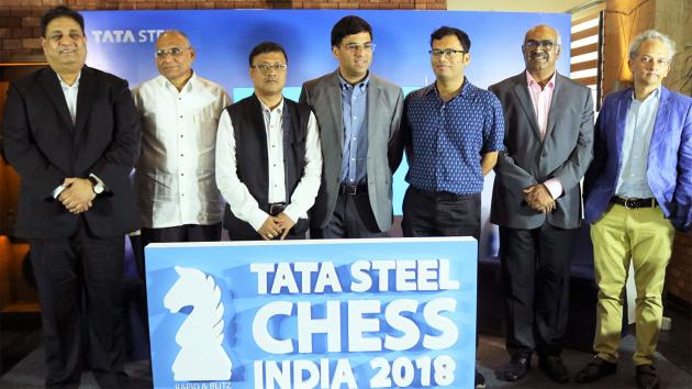 New Tournament Announced: 'Tata Steel Chess India'