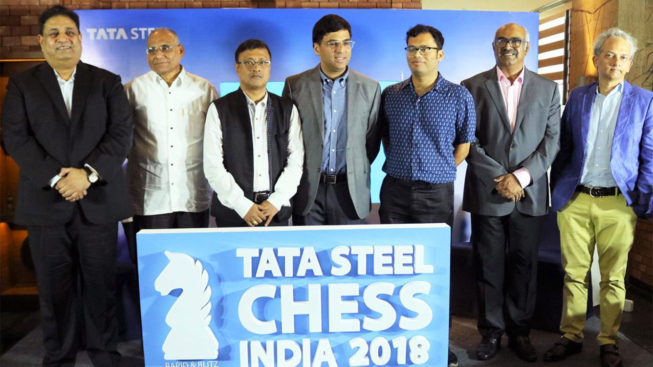 New Tournament Announced: 'Tata Steel Chess India'