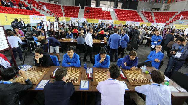 Chess Olympiad: Wesley So Paces Team USA