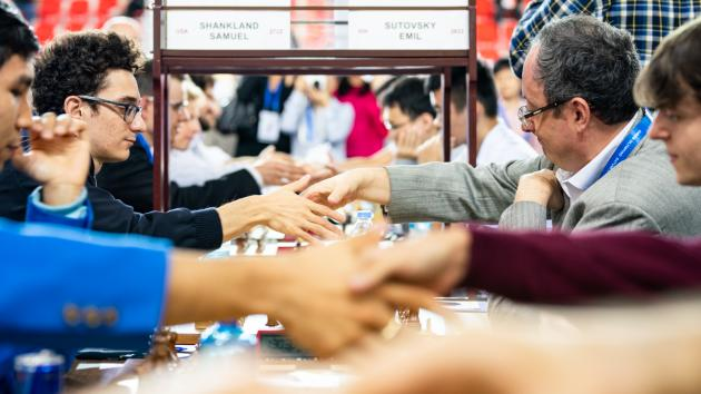Chess Olympiad: Czechia Beats China, Poland Rolls On In Round 5