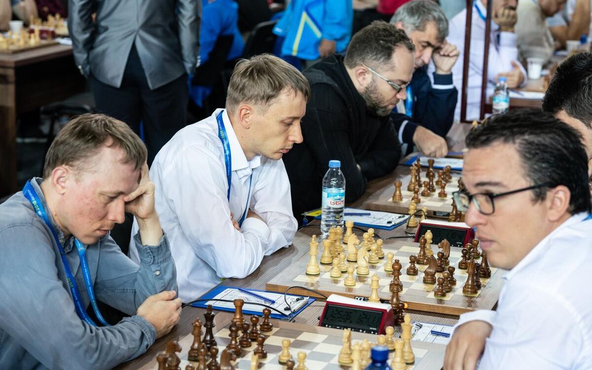 Олимпиада в Батуми: впереди Азербайджан, Польша, Украина и Чехия