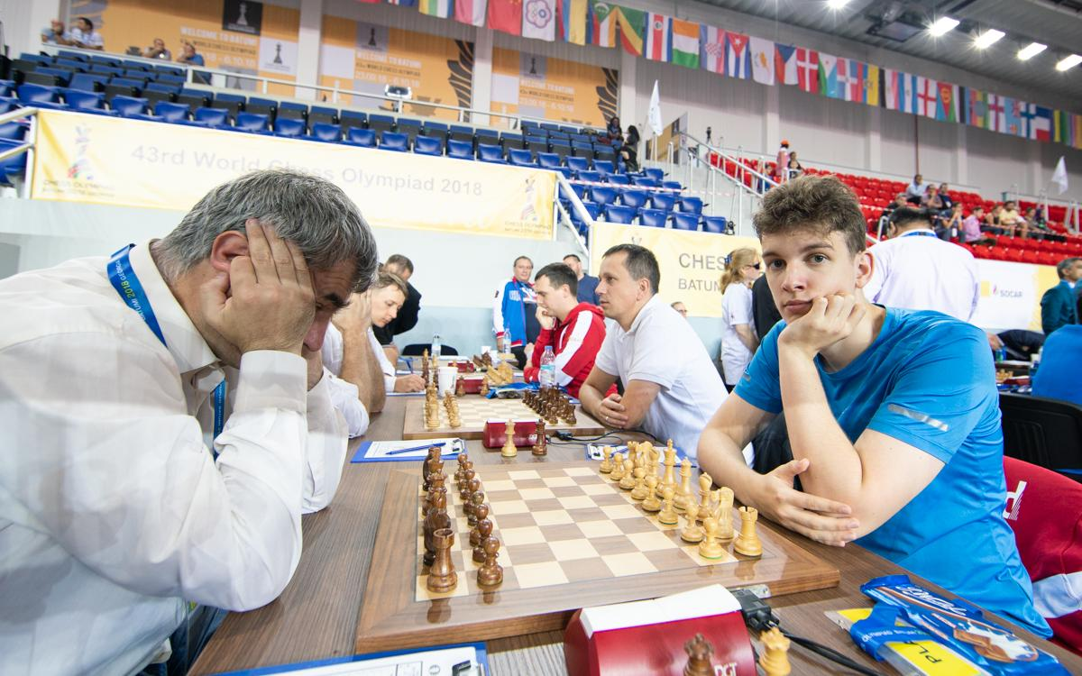 Chess Olympiad: Azerbaijan, Poland Still Perfect