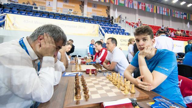 Олимпиада в Батуми: Азербайджан и Польша пока не теряли очков