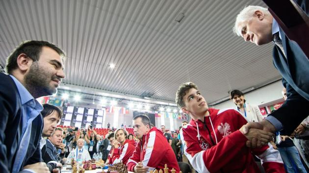 Олимпиада в Батуми: команда США догоняет Азербайджан и Польшу