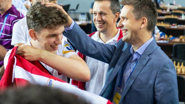 Олимпиада в Батуми: Польша вырывается вперед