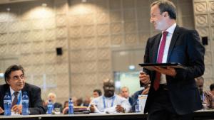 Arkady Dvorkovich ist neuer FIDE Präsident