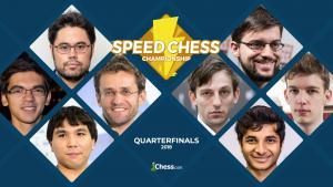 Semana estelar del Speed Chess Championship