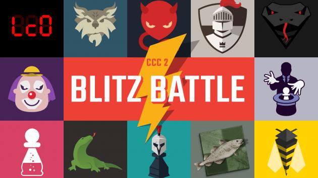 Vuelve el Computer Chess Championship para la Batalla Blitz