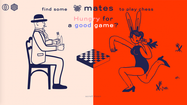 Mates - приложение для шахматных знакомств от компании World Chess