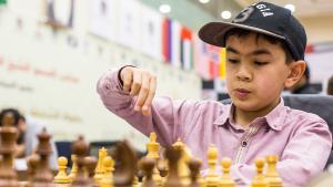 Джавохир Синдаров, 12-летний гроссмейстер