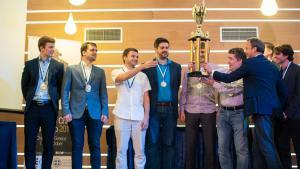 European Chess Club Cup: St Petersburg, Monaco Take Titles