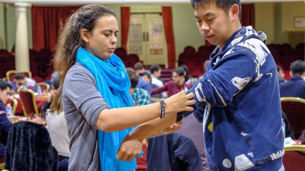 Chess.com Isle Of Man: Naiditsch, Wang Hao Lead