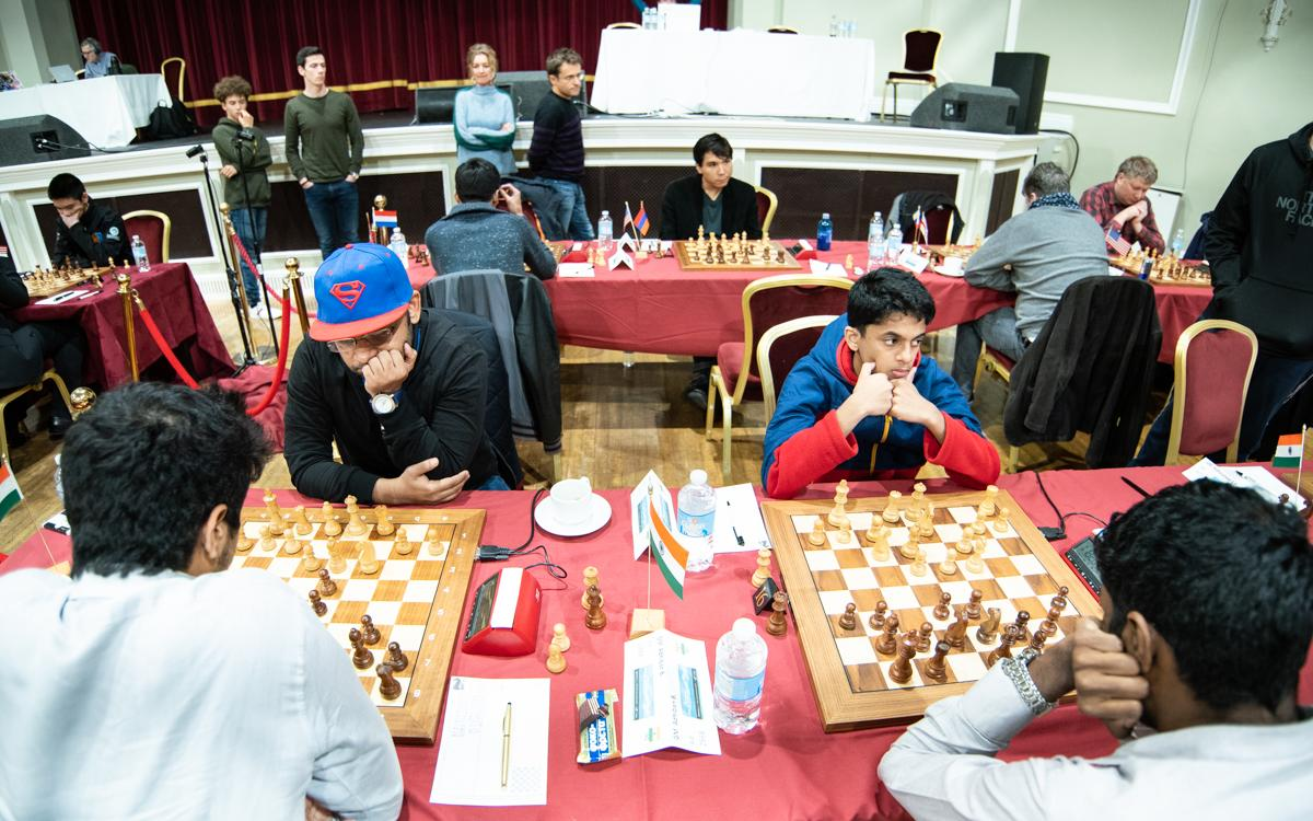 Chess.com Isle Of Man: Xiong, Gupta Join Leaders