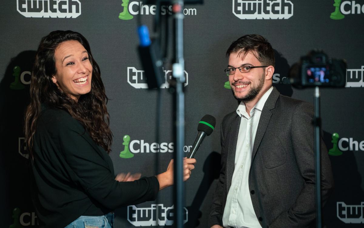 Chess.com Isle Of Man: Nakamura, Wojtaszek Join Lead