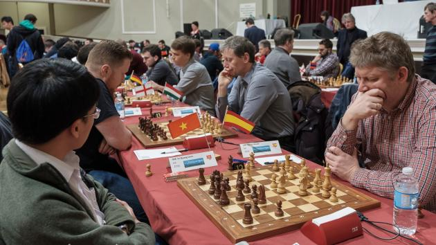 Chess.com Isle of Man: Shirov Ignites Fire On Board