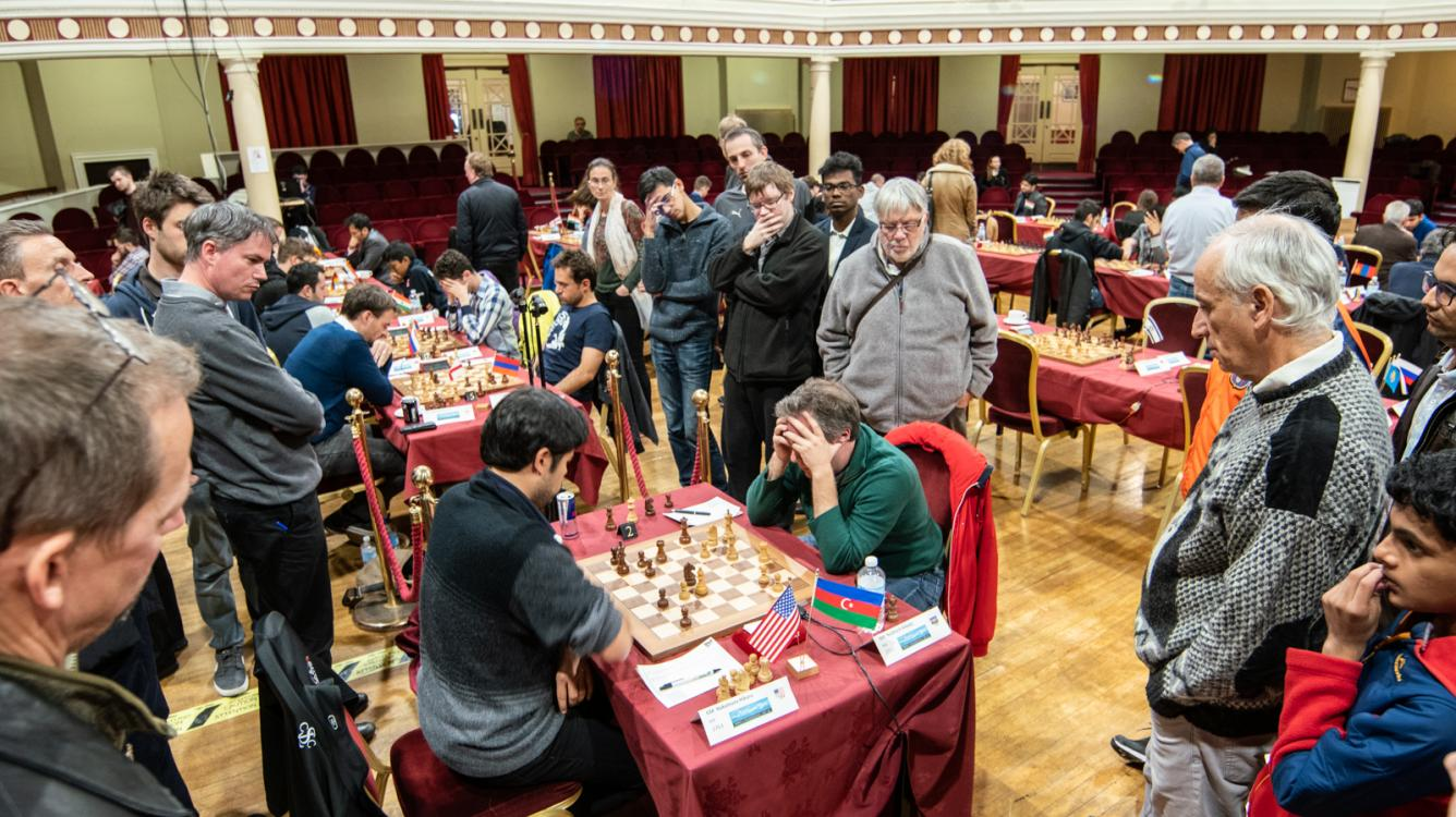 Chess.com Isle Of Man: Naiditsch, Wojtaszek Lead Going Into Final Round