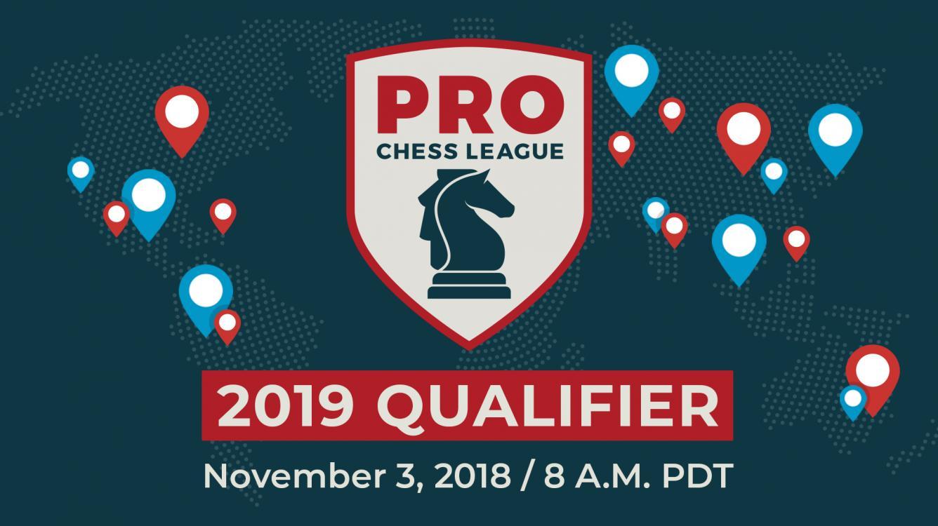 PRO Chess League Qualifier Saturday Fields Stars