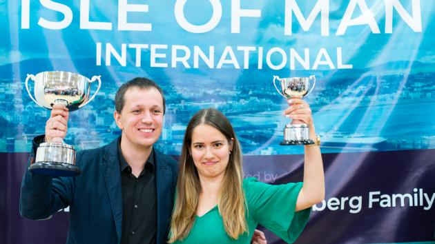 Chess.com Isle Of Man: Wojtaszek Beats Naiditsch In Armageddon For Title