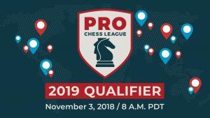 El sábado clasificatorio de la PRO Chess League contará con la participación de estrellas del ajedrez
