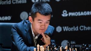 Ding Liren Breaks Mikhail Tal's 95-Game Undefeated Streak