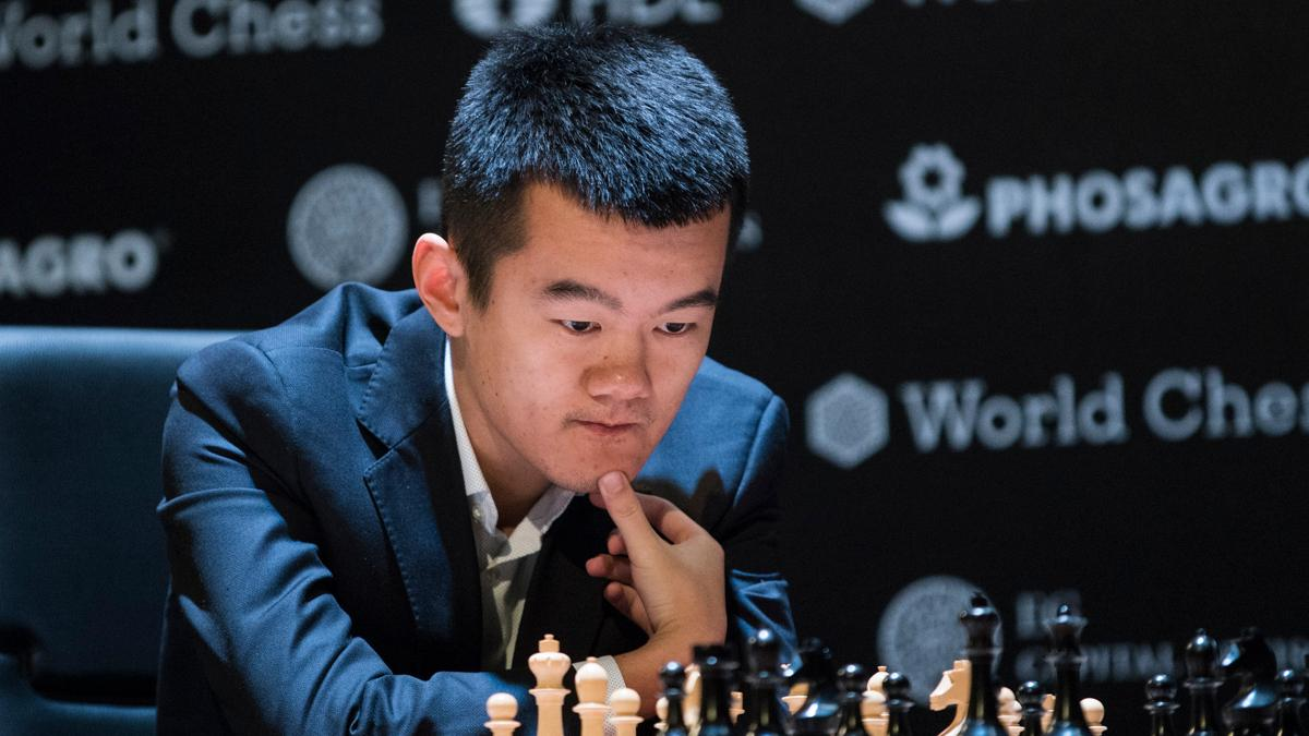 Ding Liren Breaks Mikhail Tal's 95-Game Undefeated Streak
