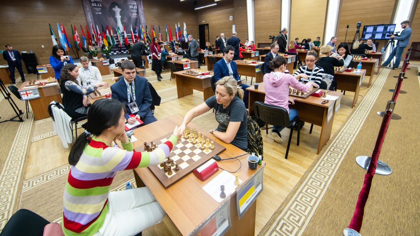 Чемпионат мира среди женщин: Гиря, Жукова, Кашлинская и Петц покидают турнир