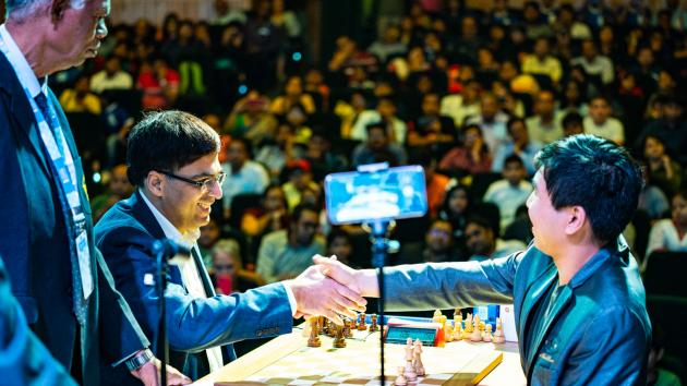 Tata Steel Chess India Takes Off In Jam-packed Venue