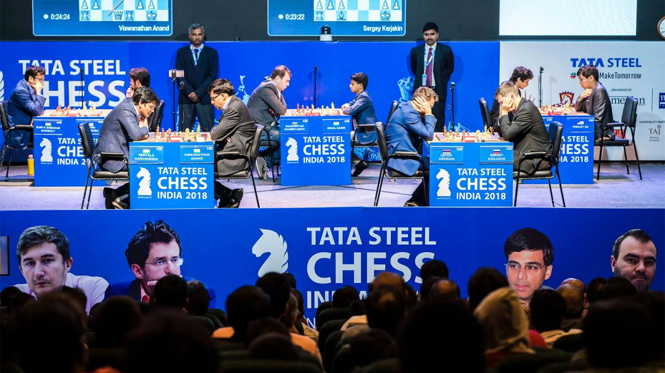 Tata Steel Chess India: Nakamura Surges To The Top