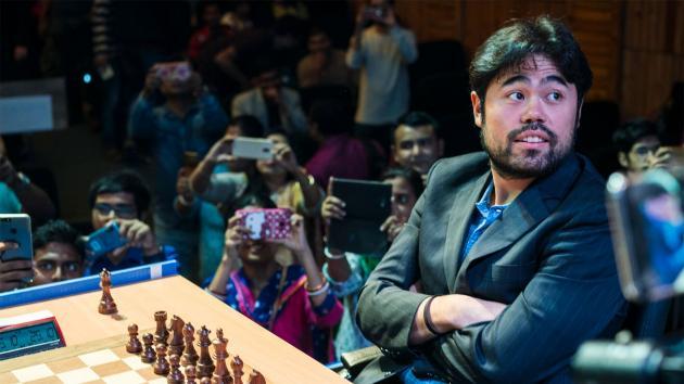 Nakamura Wins Tata Steel Chess India Rapid