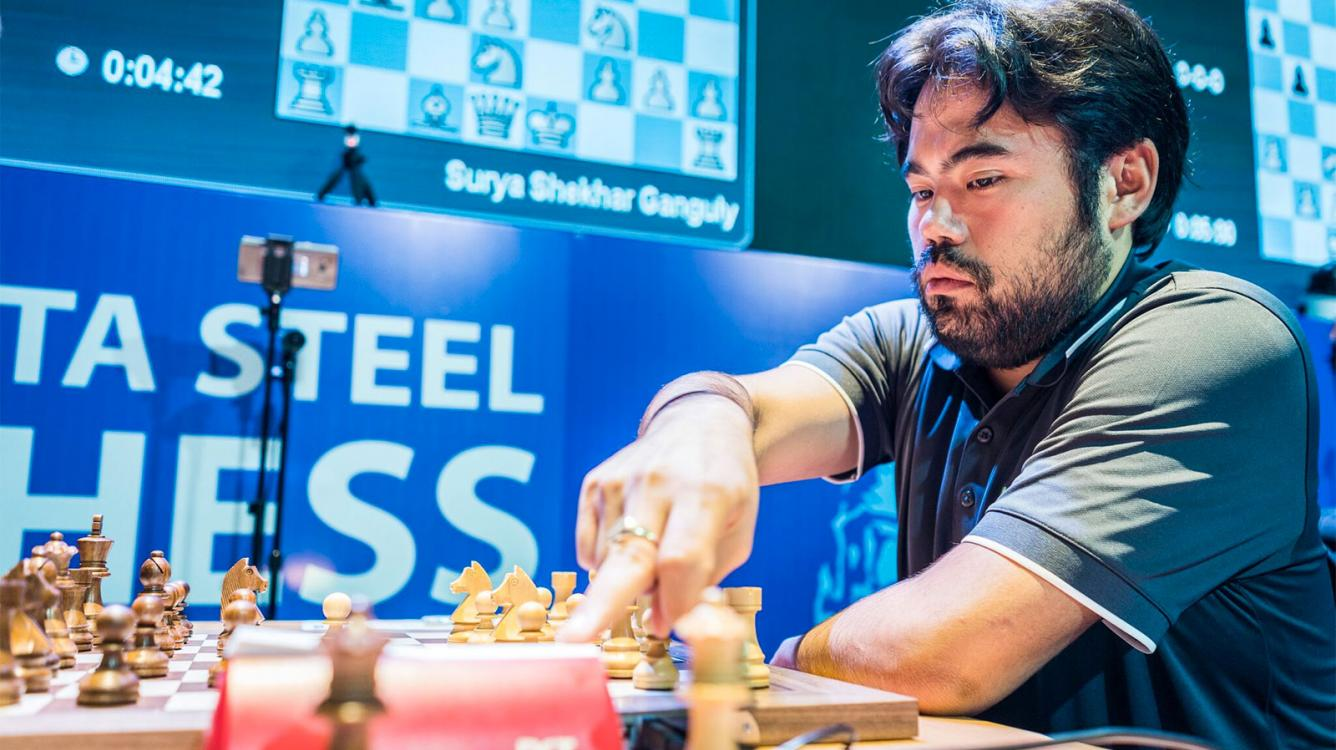 Tata Steel Chess India: Nakamura Holds Slim Lead At Blitz Half
