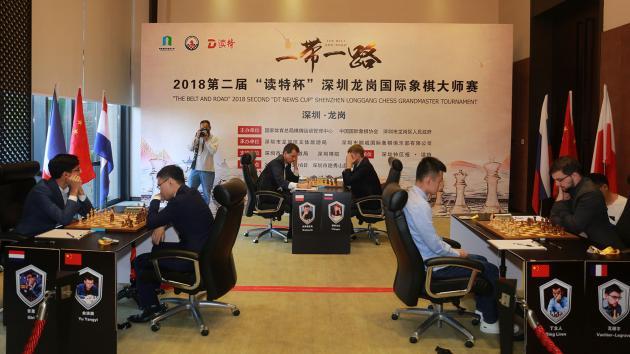 Shenzen Masters: Vachier-Lagrave Wins, Ding's Streak Ends