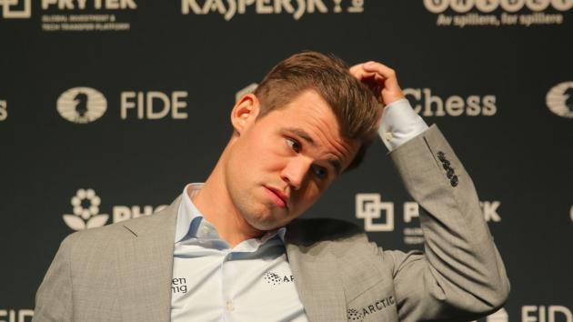 Campeonato del Mundo de Ajedrez R6 | Milagrosa salvación de Carlsen